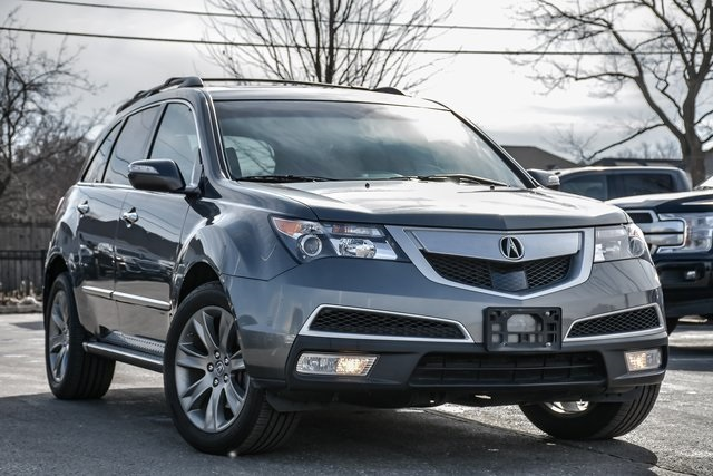 Pre-Owned 2010 Acura MDX 3.7L Advance Package