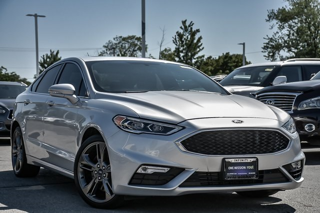 Pre-Owned 2017 Ford Fusion Sport
