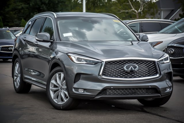 New 2020 Infiniti Qx50 2 0t Essential Awd Crossover In Clarendon Hills C200086 Infiniti Of Clarendon Hills
