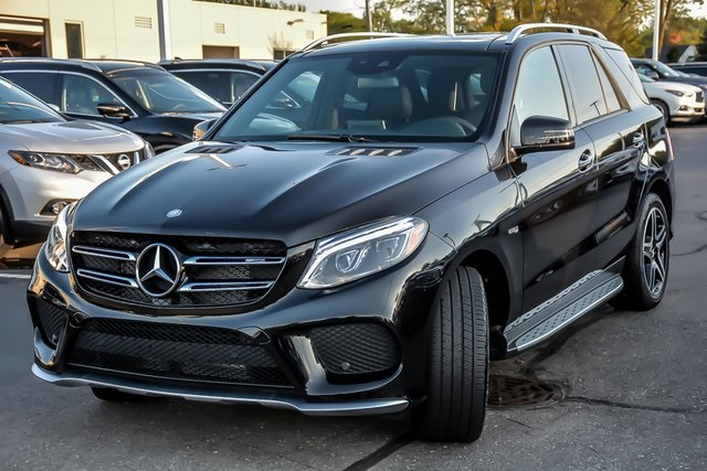 Pre Owned 2017 Mercedes Benz Gle Gle 43 Amg 4d Sport Utility In