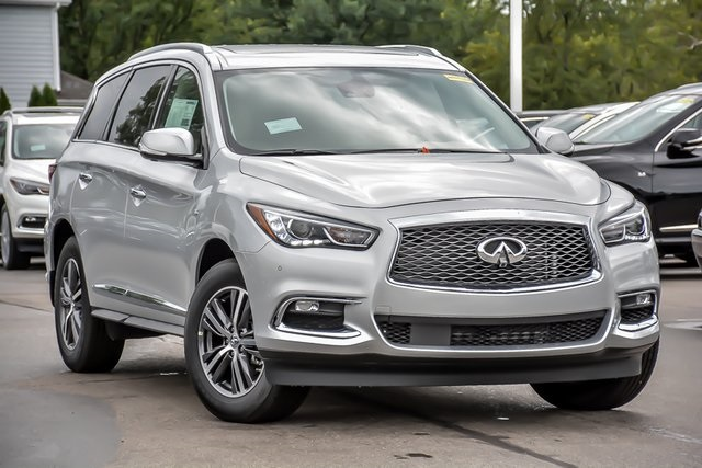 New 2019 Infiniti Qx60 Luxe Awd Crossoversuv In Clarendon Hills