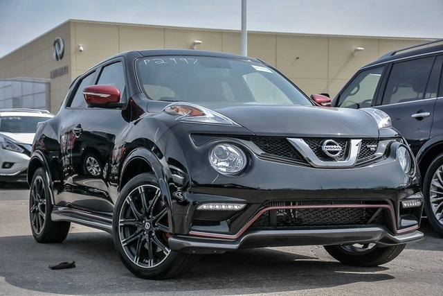 Pre-Owned 2015 Nissan Juke NISMO RS