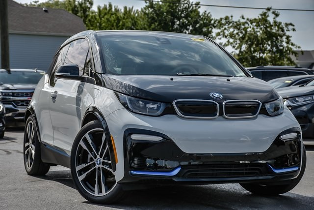 Pre-Owned 2018 BMW i3 94Ah s w/Range Extender