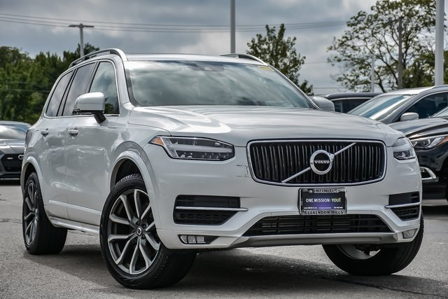 Volvo Suv Used >> Pre Owned 2019 Volvo Xc90 T6 Momentum