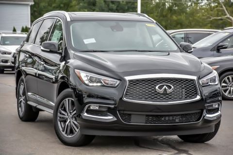 New 2020 INFINITI QX60 PURE AWD