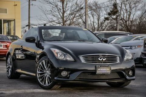 Certified Pre-Owned 2014 INFINITI Q60 Base